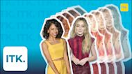 Sabrina Carpenter and Liza Koshy talk hitting it off on set of new Netflix hit 'Work It'