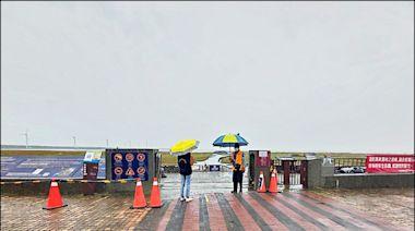 《台中》降級首週日遇雨 各風景區遊客少