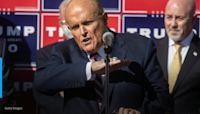 Rudy Giuliani mocked after warning of the dangers of misinformation