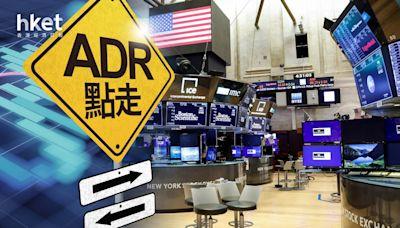 【恒指夜期+ADR】藍籌金沙中國ADR急瀉 騰訊ADR阿里美股亦弱 夜期退守25300關(不斷更新) - 香港經濟日報 - 即時新聞頻道 - 即市財經 - 股市