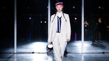 套裝時尚LooK 簡約率性展現女人自信