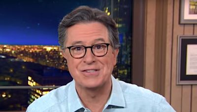 Colbert Asked Viewers For New Nicknames For Trump And They Didn't Disappoint