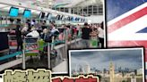 英國移民特許入境將屆滿 機場排長龍 移民顧問:查詢增兩成