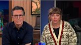 Taylor Swift (Unconvincingly) Insists Her 2008 Song 'Hey Stephen' Isn't About Stephen Colbert (Video)