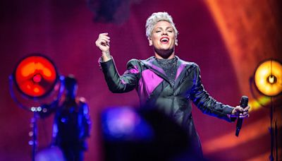 Pink reveals daughter Willow's hilarious reaction to success of their pop duet