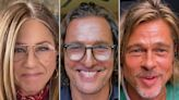 Matthew McConaughey on Jennifer Aniston and Brad Pitt's 'Sexual Tension' During Fast Times Live Read