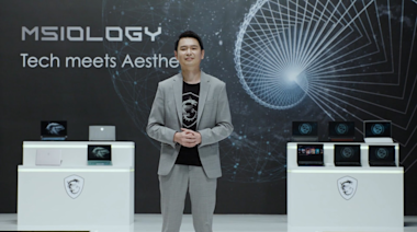 微星今日舉辦發表會 釋出最新創作者、電競筆電