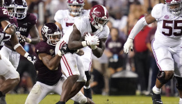 3 impact players in the Alabama vs. Mississippi State matchup