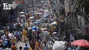 撐不下去!印度新德里半解封 商場恢復營業