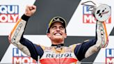 Marquez back to winning ways after 581 days with Germany triumph