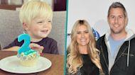 Christina Haack & Ant Anstead Each Celebrate Son Hudson's 2nd Birthday: 'We Love You'