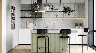 【居家裝潢】利用材質和色彩,建構豐富的視覺層次