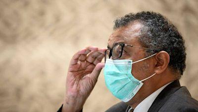 譚德塞角逐連任WHO秘書長無對手 祖國衣索比亞不挺他