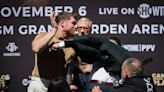 Canelo Alvarez explains why he instigated punch-up with rival Caleb Plant