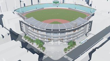 新竹棒球場小而巧觀眾席1萬個 2022職棒賽季開打前啟用 | 蘋果新聞網 | 蘋果日報