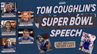Like We Never Left: Tom Coughlin's famous Super Bowl speech