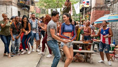 Lin-Manuel Miranda's 'In the Heights' to open Tribeca Film Festival with screenings in all 5 NYC boroughs