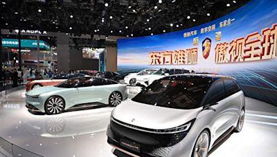 恒馳首車擬明年下線 天津官方稱與其共命運