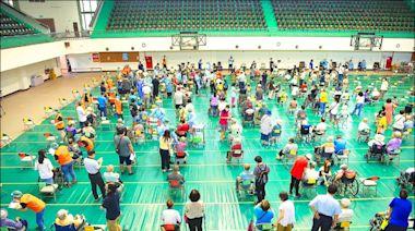 近2千人預約 嘉市75歲以上長輩今開打