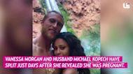 Pregnant Vanessa Morgan Shares Ultrasound Photo Amid Divorce: 'Lil Kicker'