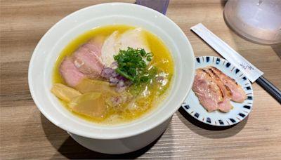 北捷5間拉麵必吃!限定款「墨魚湯頭」超特別