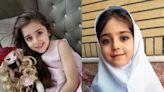 【全球最美女孩2021】「伊朗最美女孩」爸爸辭職貼身保護她!10歲Mahdis Mohammadi華麗穿搭變可愛小公主