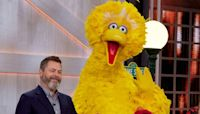 Nick Offerman Teaching the Sesame Street Cast How to Make Ornaments Will Melt Your Heart - E! Online