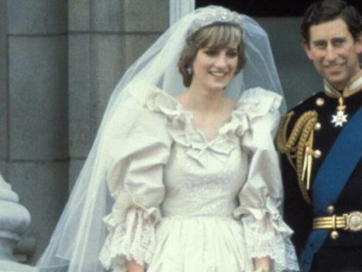 La boda de Lady Di y Carlos de Inglaterra cumple 40 años