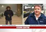 Heavy snow vs. flooding rains, two very different storms in Eastern Canada