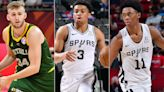 Get to know the young players who could make an impact for the San Antonio Spurs