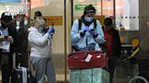 美確診逾1210萬 感恩節機場旅客仍破百萬