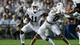 What is the No. 23 Auburn vs. Georgia State University football betting line, over/under