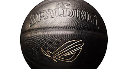 ROG 與 SPALDING 跨界推出全球限量電競運動紀念籃球