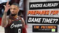 Knicks ready to trade for Damian Lillard? Nets tension with Kyrie Irving | The Putback with Ian Begley