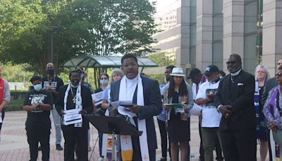 'We want truth': NC clergy members demand release of Andrew Brown Jr. shooting video