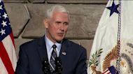 Mike Pence claims he 'maintains a strong relationship' with Trump