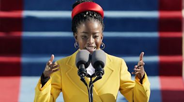 Watch Poet Amanda Gorman's Historic and Showstopping Reading at the Biden Inauguration