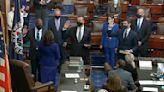 Sen. Ossoff was sworn in on pioneering Atlanta rabbi's Bible – a nod to historic role of American Jews in civil rights struggle
