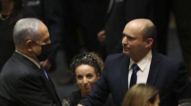外媒:以色列告別內塔尼亞胡時代