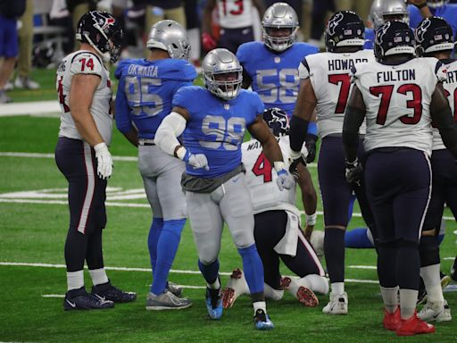Game thread replay: Lions lose to Texans, 41-25