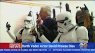 Original Darth Vader Actor David Prowse Dies At Age 85