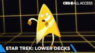 Star Trek: Lower Decks   Anatomy Of A Scene (S1, E6)   Paramount+