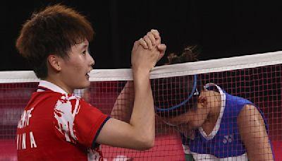 東奧金牌陳雨菲排世界前3「秒答戴資穎」 連輸山口茜直呼不容易