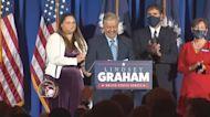 Graham beats heavily funded opponent in SC