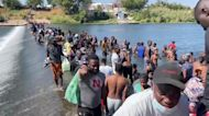 Migrant crisis at Texas border