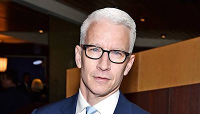 Anderson Cooper's Adorable New Photo of Son Wyatt Proves He's a Model In-the-Making