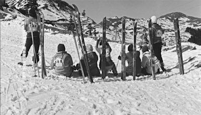 合歡山曾有滑雪場! 供國手.國軍雪訓