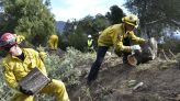 Report: California governor overstated fire prevention work