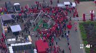 Kansas City Chiefs host job fair as 2021 season nears