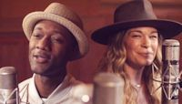 LeAnn Rimes and Aloe Blacc Share How 'The Masked Singer' Inspired Their New Song 'I Do' (Exclusive)